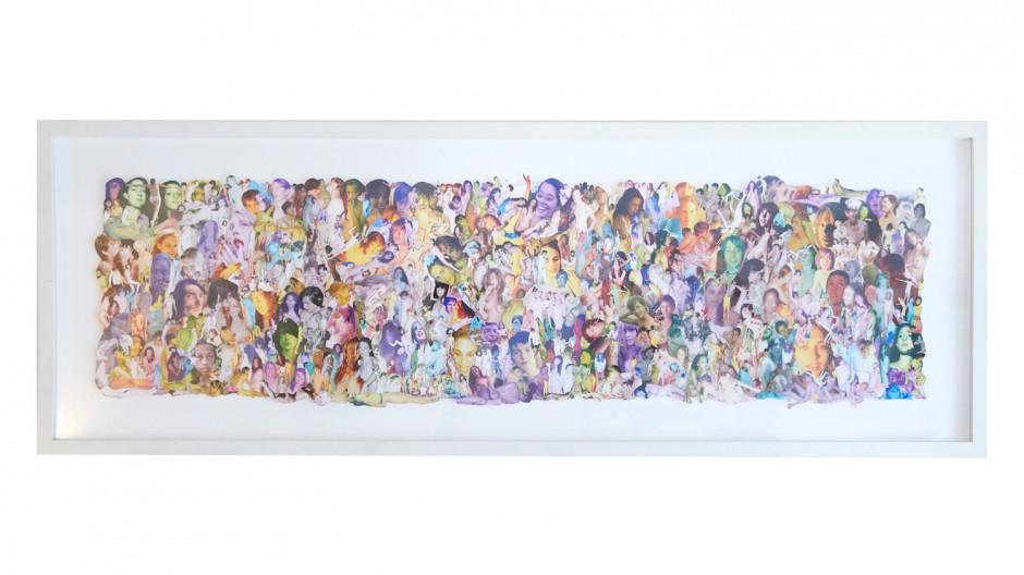 Ryan McGinley, Whirling Swirl 2, 2011. Courtesy of Eileen and Richard Ekstract.