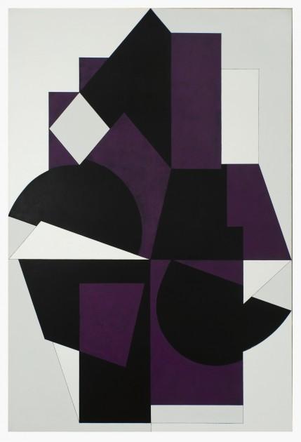Victor Vasarely, Kiruna, 1952-1962. Courtesy of European ArtEast Foundation.