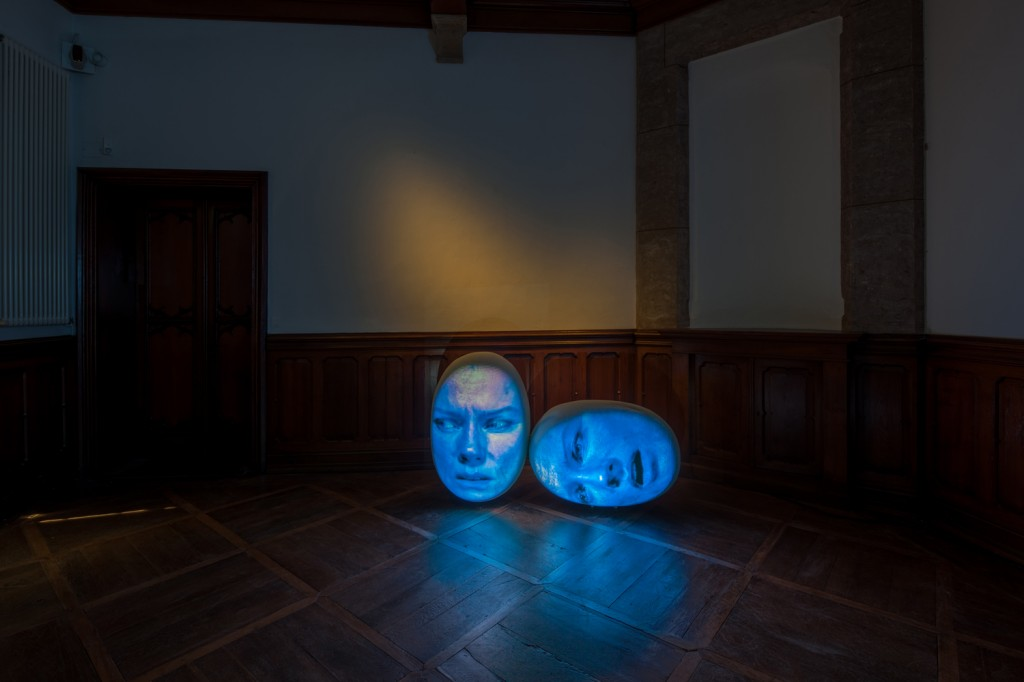 Installation View: The Truth of Uncertainty: Moving Image, Works from the Hall Collection, Curated by Chrissie Iles. Hall Art Foundation | Schloss Derneburg Museum, Derneburg, Germany © Hall Art Foundation. Photo: Heinrich Hecht