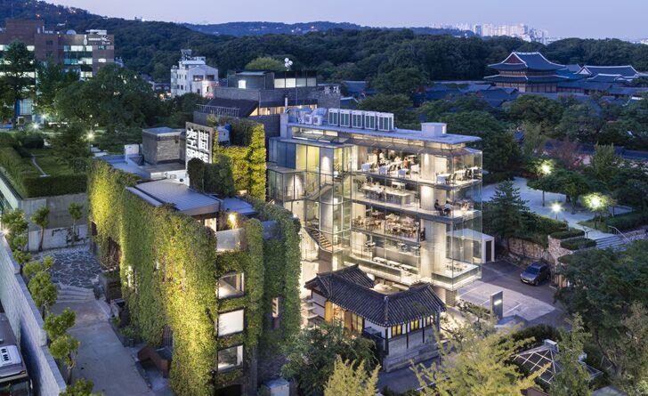 Arario Museum in Space in Seoul, courtesy of Arario Museum in Space.